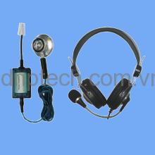 Bộ thí nghiệm ống nghe - Addest