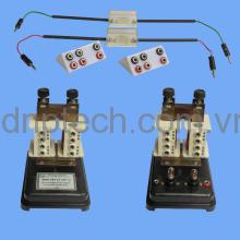 Bộ thí nghiệm về máy biến áp và truyền tải điện năng đi xa